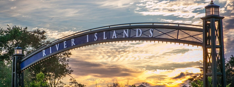 River Islands Arch