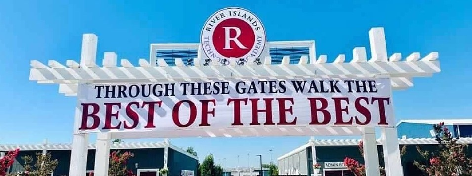 Through these gates walk the best of the best